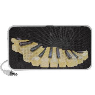 Musical Melody Piano Mini Speaker