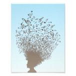 Musical mind photograph