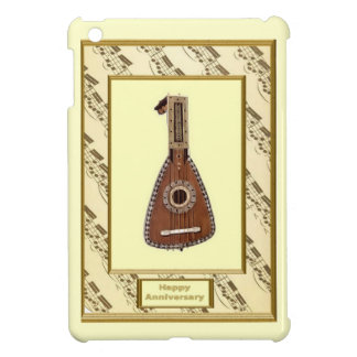 Musical moments - Lute Cover For The iPad Mini