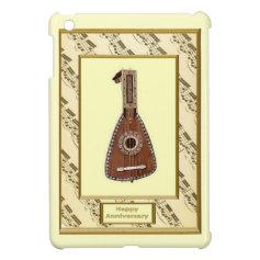 Musical moments - Lute iPad Mini Case