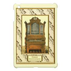 Musical moments - Organ iPad Mini Cover