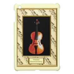 Musical moments - Viola Cover For The iPad Mini
