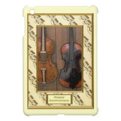 Musical moments - Violins Case For The iPad Mini