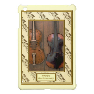 Musical moments - Violins Cover For The iPad Mini