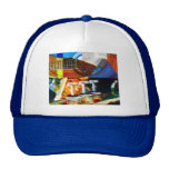 Musical Montage Mesh Hats