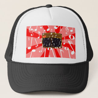 Musical Noise Trucker Hat