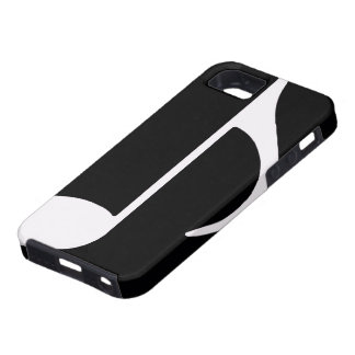 musical note ~ black iPhone 5 covers