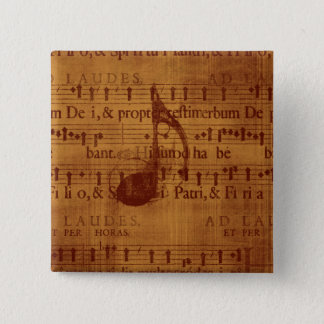 Musical Note Button