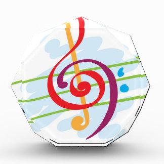 Musical Note Design Award