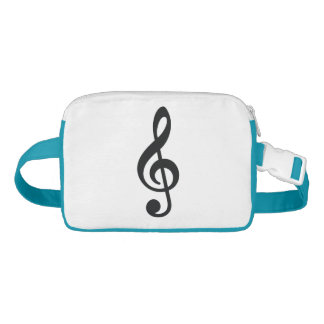 Musical Note Fannypack