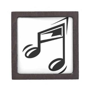 Musical Note Gift Box Premium Trinket Boxes