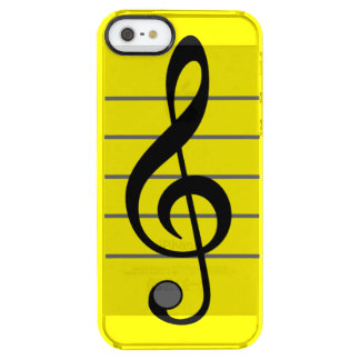 Musical Note Iphone Case
