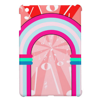 Musical Notes Archway Case For The iPad Mini
