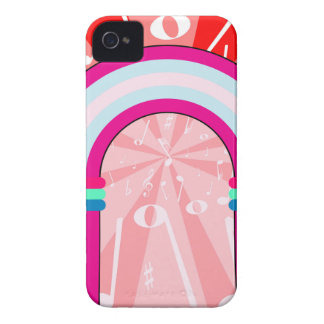 Musical Notes Archway Case-Mate iPhone 4 Case