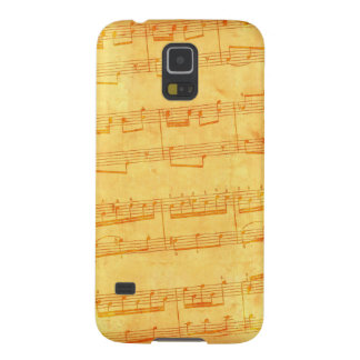 """""""Musical Notes"""" Case For Galaxy S5"""