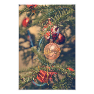 Musical notes Christmas ornament Photo