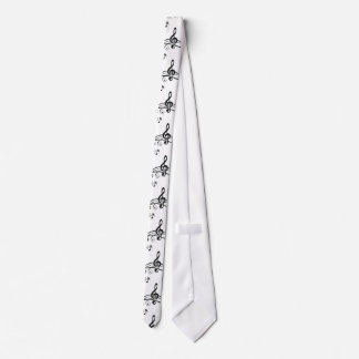 """""""MUSICAL NOTES GALORE"""" TIE"""