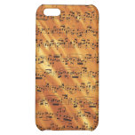 Musical  Notes iPhone 5C Cases