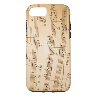 Musical Notes iPhone 7 case