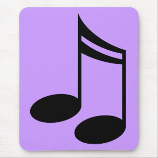Musical Notes Music Gift Mouse Pad