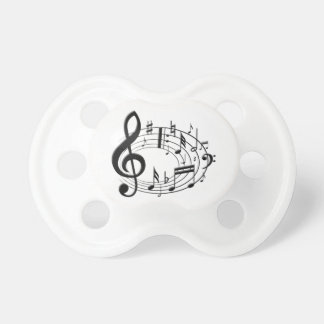 Musical Notes Pacifier