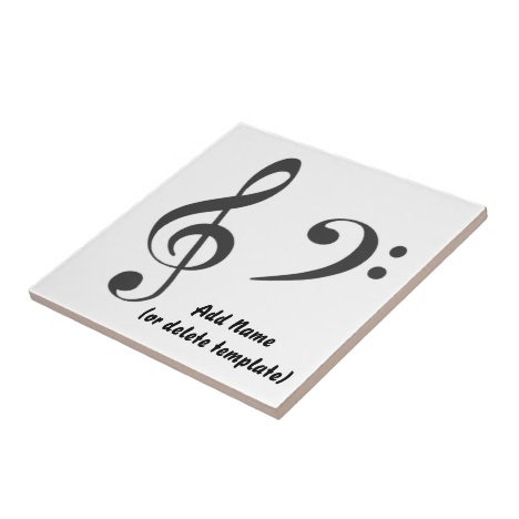 Musical Notes • Small • Tile