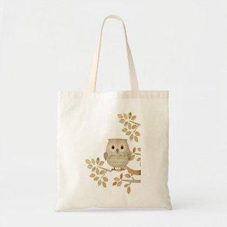 Musical Owl in Tree Bag