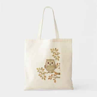 Musical Owl in Tree Bag