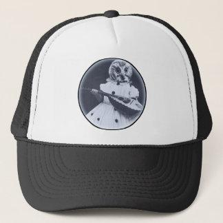 Musical Owl Trucker Hat