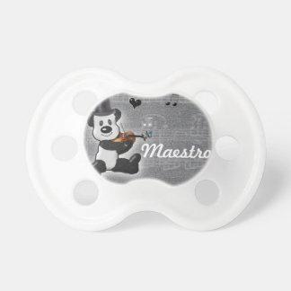 Musical Panda Pacifier