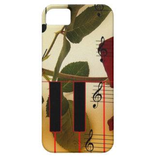 Musical Panio Keys iPhone SE/5/5s Case