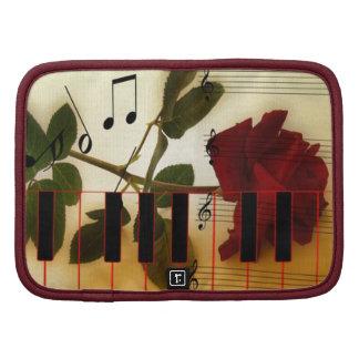 Musical Panio Keys Folio Planner