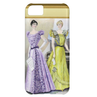 Musical performance iPhone 5C cover