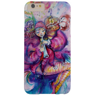 MUSICAL PINK CLOWN BARELY THERE iPhone 6 PLUS CASE