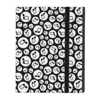 Musical Polka Dots iPad Folio Case