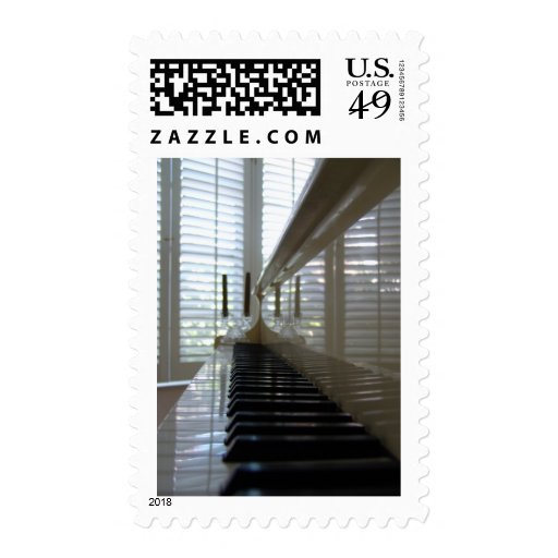 Musical Reflections Postage Stamps