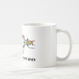 Musical Rhythm Is In My Genes (DNA Replication) Coffee Mug
