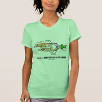 Musical Rhythm Is In My Genes (DNA Replication) Shirt
