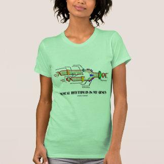 Musical Rhythm Is In My Genes (DNA Replication) Shirt