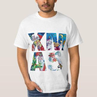 MUSICAL SANTA  XMAS PARTY / PENGUIN'S SERENADE T-Shirt