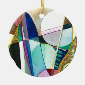 Musical Series - Jazz Quartet Ornaments