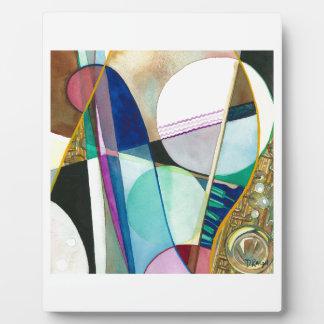 Musical Series - Jazz Quartet Plaques