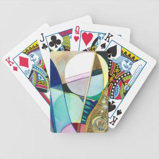 Musical Series - Jazz Quartet Deck Of Cards