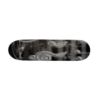 musical skate board decks