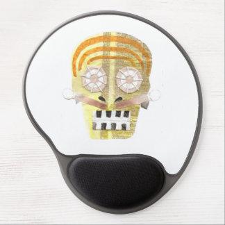 Musical Skull Gel Mousepad