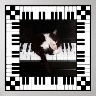 Musical Sleep Poster
