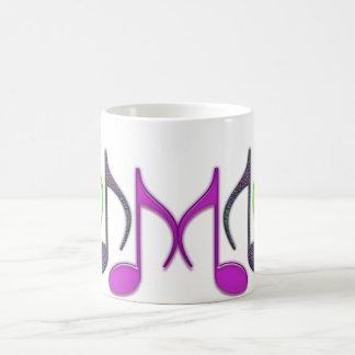 "Musical Symbol ""M"" Coffee Mug"
