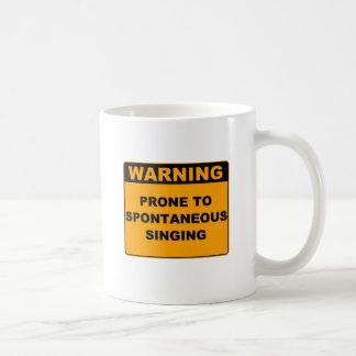 Musical Theater Coffee Mug