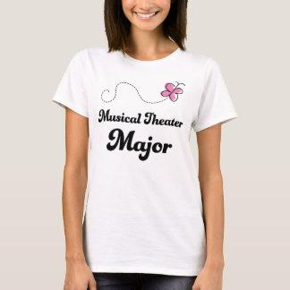 Musical Theater Major Gift Idea Girls T-Shirt