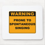 Musical Theater Mousepad